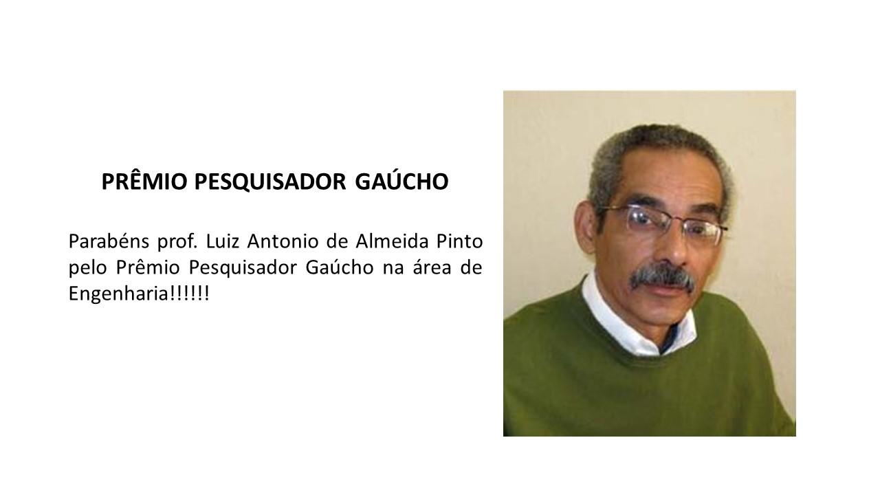 Prêmio Pesquisador Gaúcho